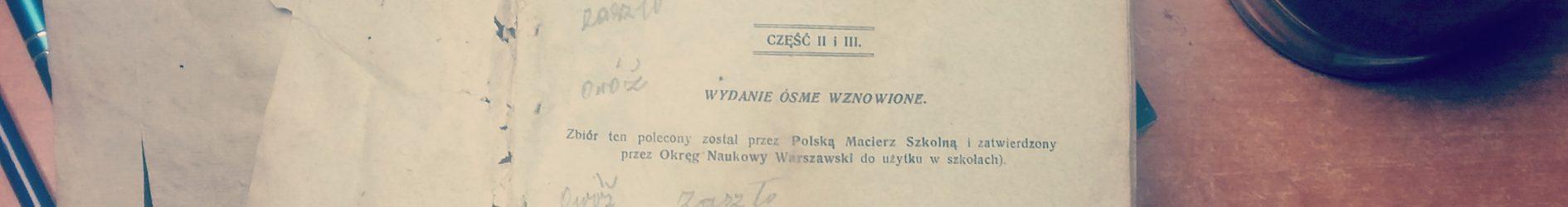 100-lecie niepodległości i matematyka w zaborze rosyjskim